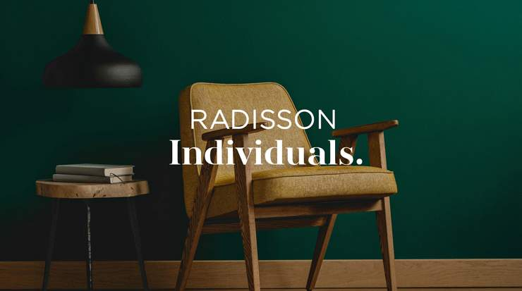 Radisson Hotel Group Launches New Brand: Radisson Individuals