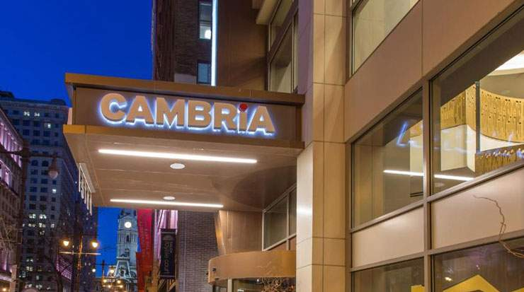 Cambria Hotel Philadelphia Downtown will boast an array of onsite dining options