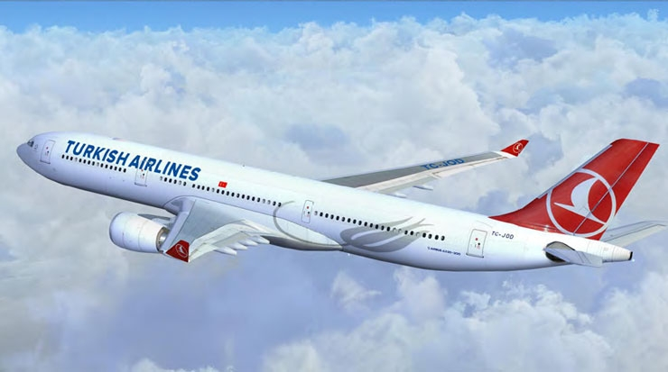 Positive Growth for Turkish Airlines