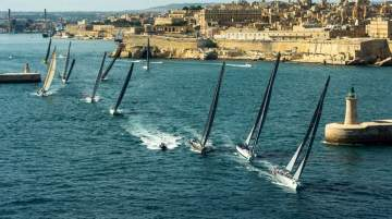 Rolex Middle Sea Race will also contribute in Valetta's calendar as European Capital 2018