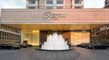The acquisition of Regent is in line with IHG's focus on expanding its footprint in the luxury segment