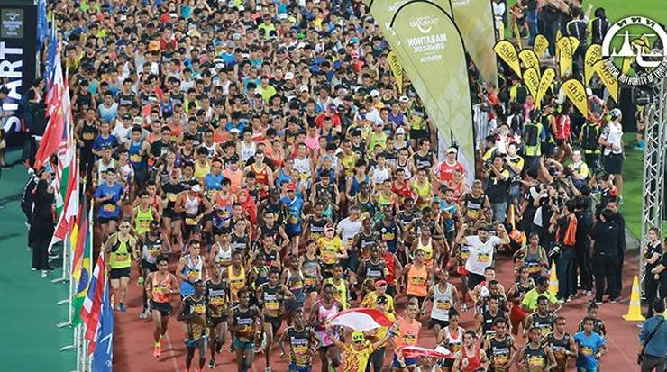 Amazing Thailand Marathon Bangkok 2018 presented by Toyota was held successfully on February 04