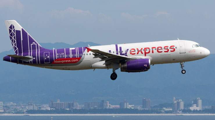 HK Express flew 1.67 million passengers in the first five months of this year, representing a 15 percent increase