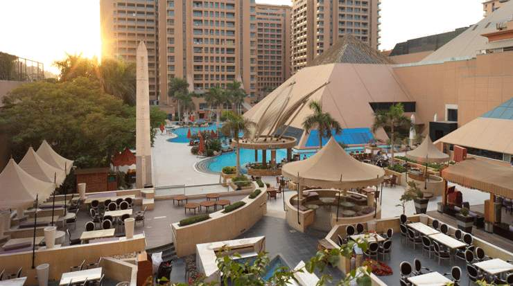 InterContinental and Staybridge Suites Cairo Citystars