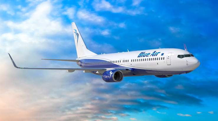 Blue Air Announced Winter Schedule