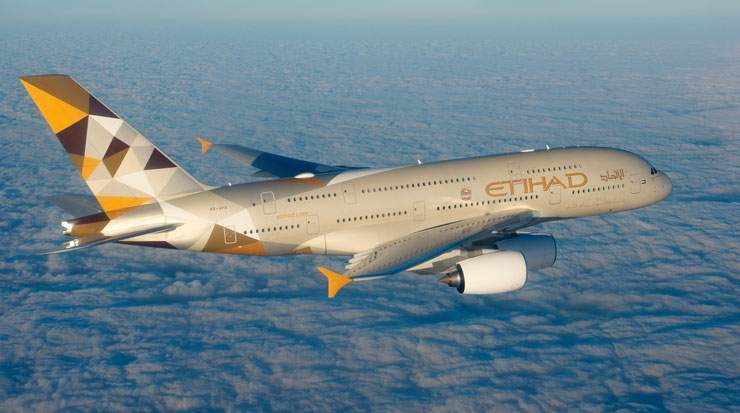Etihad Airways has been serving the Abu Dhabi – Cairo route since 2004