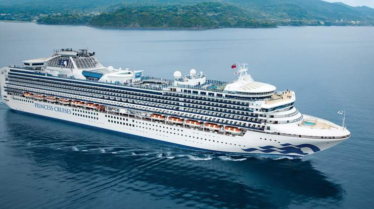 Princess Cruises Announces Longest Ever Season Sailing Japan