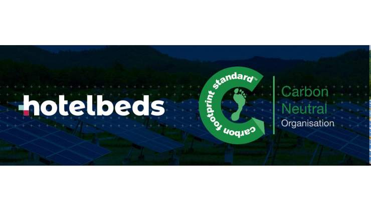 Hotelbeds Once Again Certified as Carbon Neutral