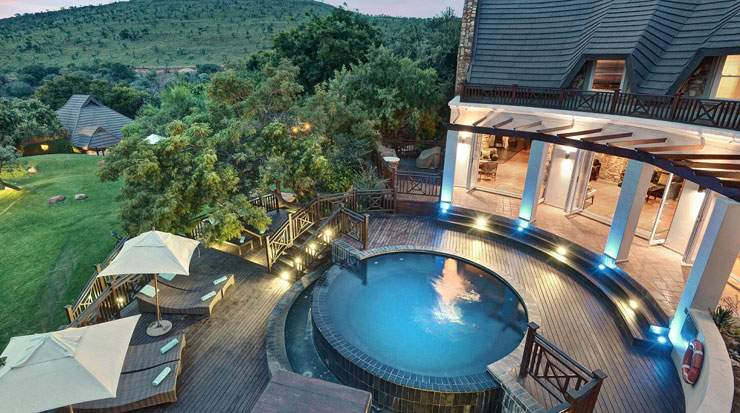 African Pride Mount Grace Country House & Spa offers a serene country escape