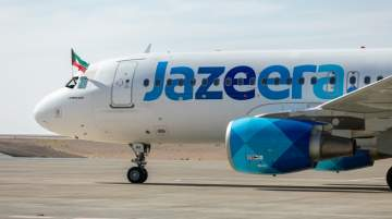 Jazeera Airways Lands at Al Ain International Airport