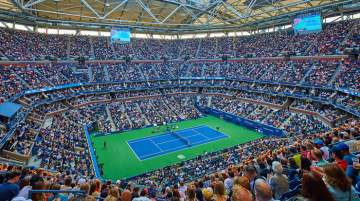 NYC events include US Open Tennis Championship from August 27 – September 09