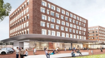 prizeotel Münster-City rendering