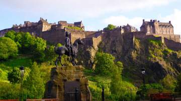 Edinburgh dominates the marketplace, with 11 of Scotland's top 20 attractions