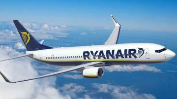 RyanAir to Plans Return to 40 Percent Flight Schedule to Cyprus