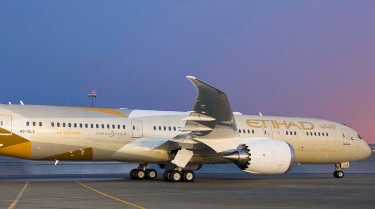 Etihad Expands Dreamliner Network to Beirut