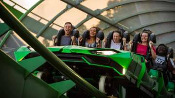 Islands of Adventure in Orlando was named the best Amusement Park for the fourth year in a row