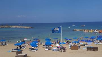 Cyprus Revenue from Tourism for June Down