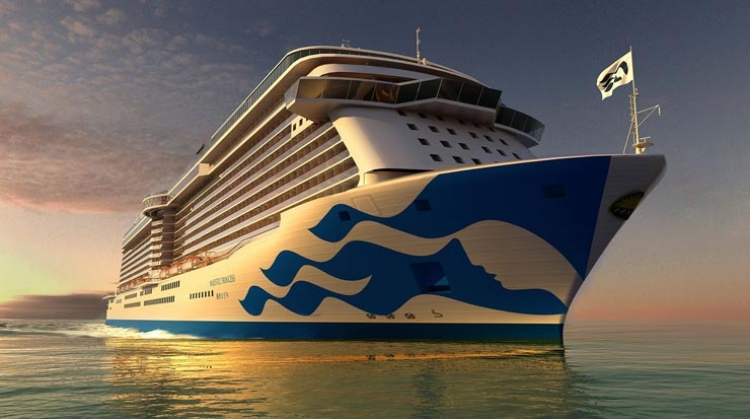 Majestic Princess - Photo courtesy of Princess Cruises