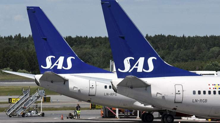 SAS will also expand capacity on routes to Bergen and Tromsø, Norway, to meet increased demand
