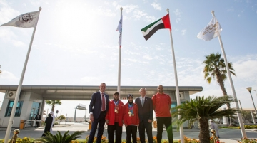 Abu Dhabi will become the first city in the Middle East to host the Special Olympics