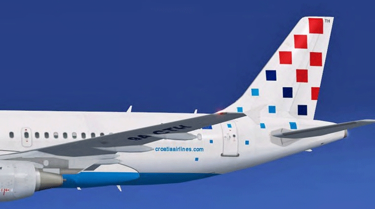 Croatia Airlines Joins ERA