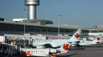 Over 65 airlines operate out of Toronto-Pearson International Airport carrying 3,691,271 passengers throughout 2017