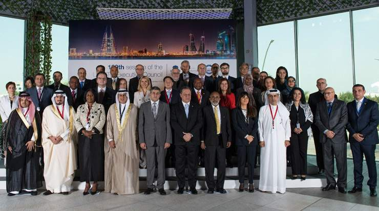 UNWTO concluded its 109th Executive Council session in Manama