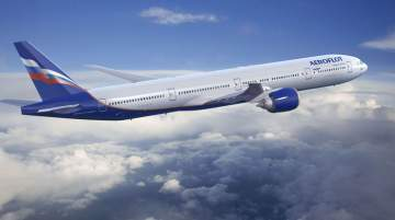 In January, Aeroflot Airlines added three Sukhoi Superjet 100s and one Boeing B737-800, to its fleet