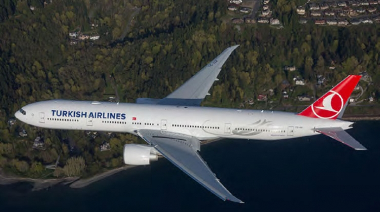Turkish Airlines Adds 297th Destination
