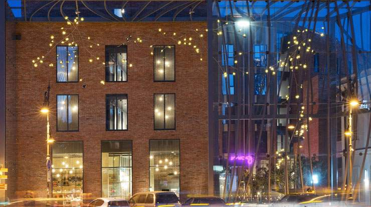 Moxy has a signed pipeline of more than 50 hotels expected to open
