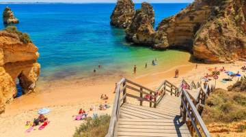 Malta's beaches were among the top attractions behind TropOut choosing the destination