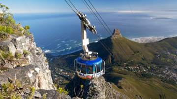 Ntshona also considers the accolade and an affirmation of South Africa Tourism's five-in-five goal of attracting five million more tourists by 2021