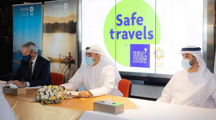 SCTDA implements the initiative in line with 'Safe Travels' stamp