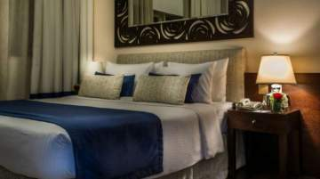 After a robust six months, the rest of the year also looks promising for Central Hotel Suites