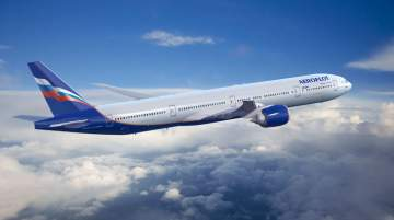 In April, Aeroflot Group added five new aircrafts