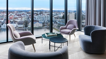The Radisson Blu Hotel, Stavanger