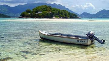 Seychelles tourism accounts for 16 percent  of its GDP