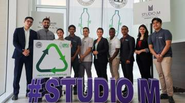 Studio M Arabian Plaza signed partnership with DGrade