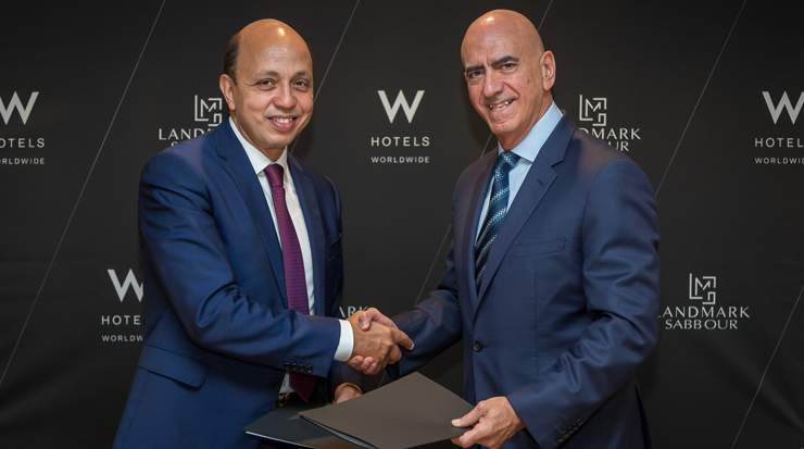 Marriott signs with Landmark Sabbour to open W Hotel in Cairo