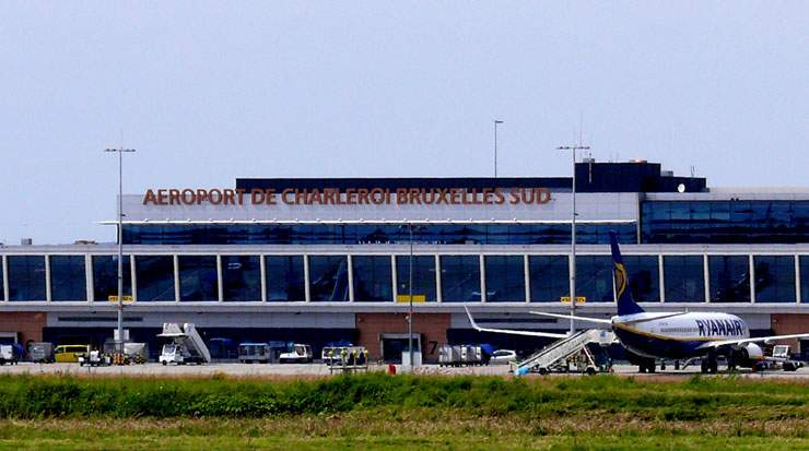 Brussels South Charleroi Airport welcomed more passengers in May this year than in May 2017