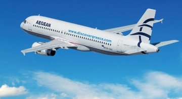 Aegean and Olympic Hits Record Traffic