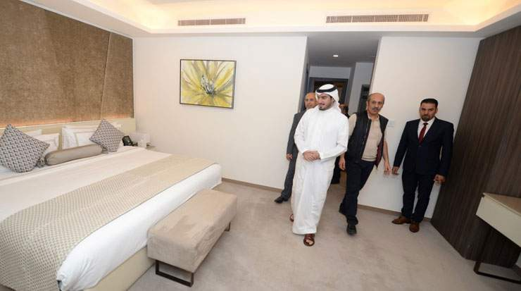 The hotel aims to attract both leisure and business travellers