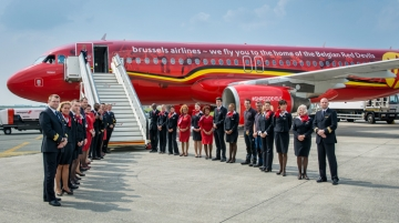Brussels Airlines Calls for New Crew Members