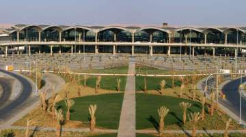 Queen Alia International Airport welcomed over 900,000 passengers in July