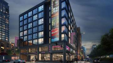 Moxy Chicago Downtown is the 29th Moxy Hotel to open globally