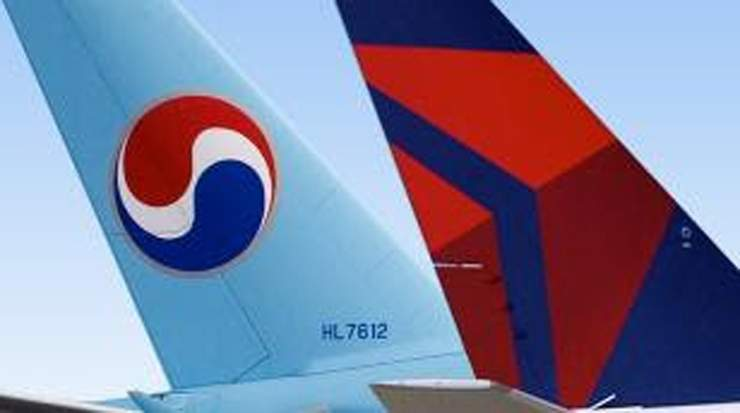 Delta Partners with Korean Air