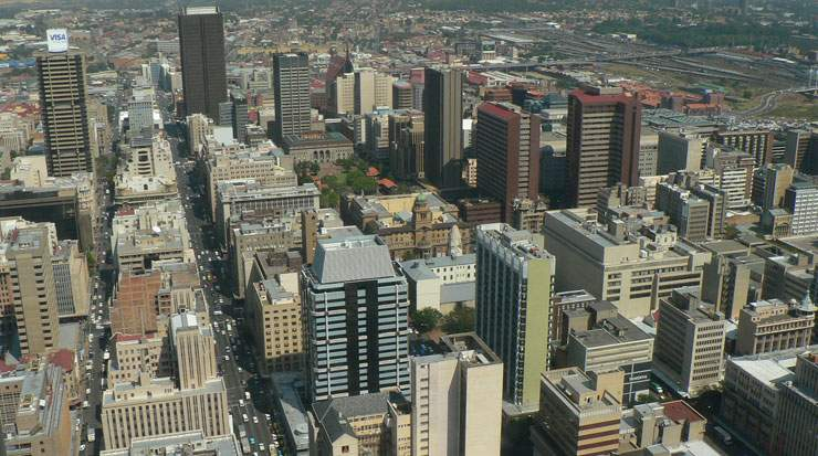 Joburg Tourism's Convention Bureau wants to build on the city's ICCA rankings boost
