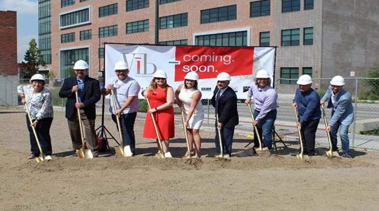 Vib breaks ground in Denver