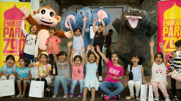 Emirates Park Zoo and Resort