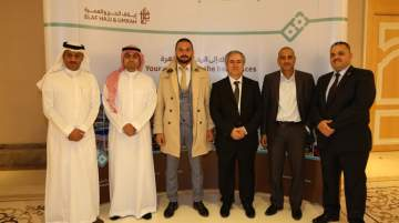 Elaf Group organised international roadshows